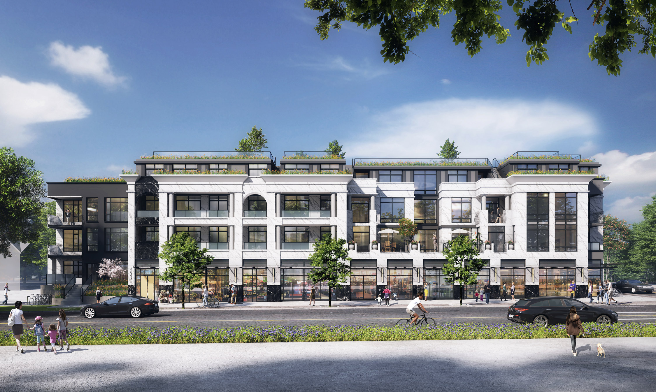 A Masterpiece of Artistry is Coming Soon to Vancouver's Point Grey Neighbourhood.